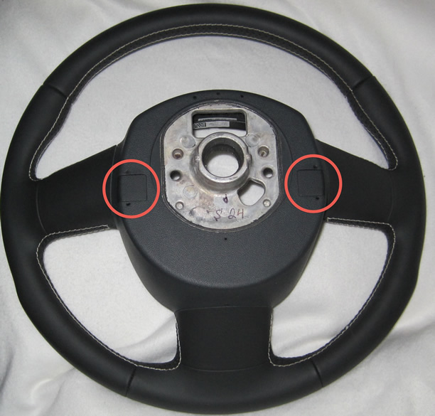 The Audi TT Forum • View topic - Removing the steering wheel