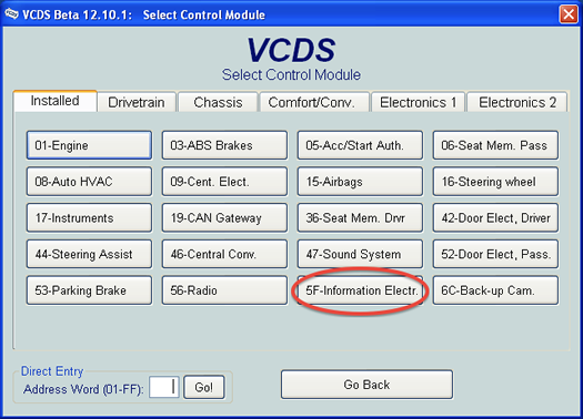 AudiEnthusiasts Please Check Software Version Management